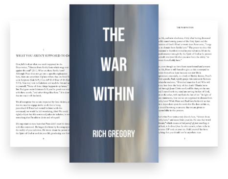 The War Within by Rich Gregory